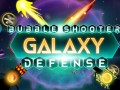 Giochi Bubble Shooter Galaxy Defense