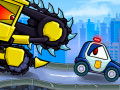 Giochi Car Eats Car: Evil Cars