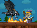 Giochi Dragon vs Mage