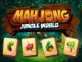 Giochi Mahjong Jungle World