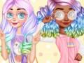 Giochi Princesses Kawaii Looks and Manicure