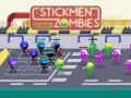 Giochi Stickmen vs Zombies