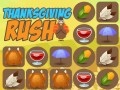 Giochi Thanksgiving Rush